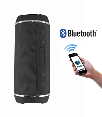 Bluetooth zvočnik + woofer MANTA SPK13GO, Bluetooth, USB, MicroSD, Radio FM, AUX-in