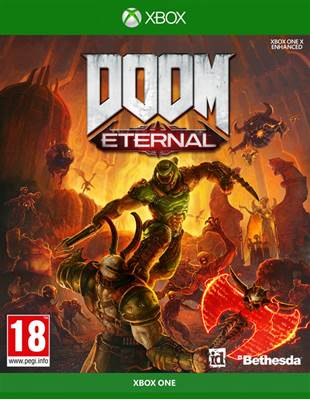 Igra za XONE, DOOM ETERNAL