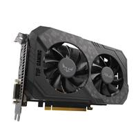 Grafična kartica PCI-E ASUS GeForce GTX1650 Super TUF Gaming OC, 4GB GDDR6, HDMI, DP, DVI-D