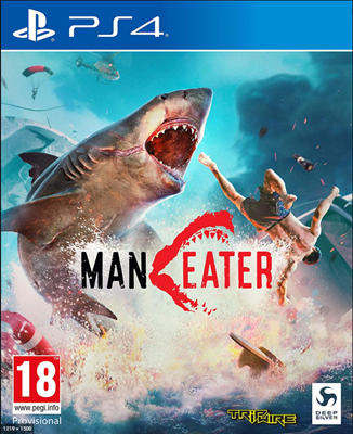 Igra za PS4, Maneater - Day One Edition