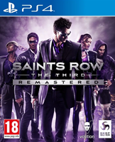 Igra za PS4, Saints Row The Third Remastered