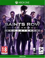 Igra za XBOX One, Saints Row The Third Remastered