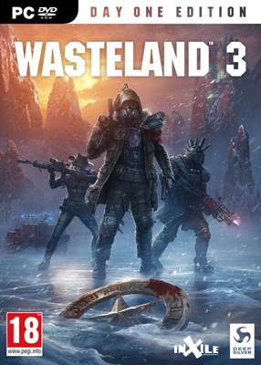 Igra za PC, WASTELAND 3 - DAY ONE EDITION