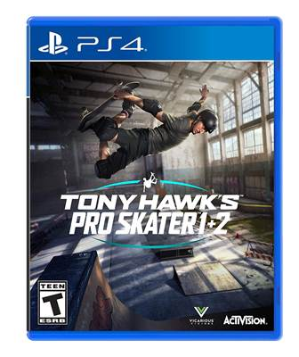 Igra za PS4, TONY HAWK'S PRO SKATER 1 AND 2