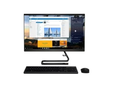 Računalnik AiO LENOVO IdeaCenter A340 / i5–10210U, 8GB, 256 SSD, 60,4cm (23,8'') FullHD, Windows 10