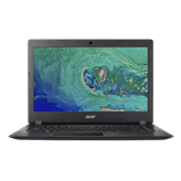 Prenosnik ACER Aspire 1 NX.GVZEX.010 / Celeron N4000, 4GB, 64GB eMMC, 35,56 cm (14'') LED HD, Windows 10, črna