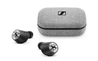 Slušalke SENNHEISERMOMENTUM True, bluetooth, In-Ear, črne