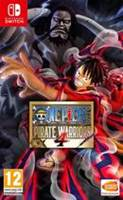 Igra za NS, ONE PIECE: PIRATE WARRIORS 4