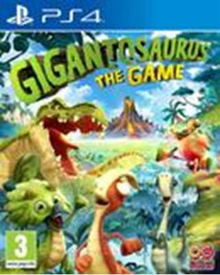 Igra za PS4, GIGANTOSAURUS: THE GAME
