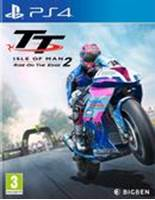 Igra za PS4, TT ISLE OF MAN - RIDE ON THE EDGE 2