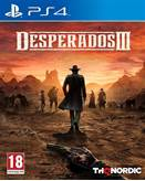 Igra za PS4, DESPERADOS III