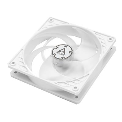 Ventilator ARCTIC P12 PWM, 120mm, 1800 obr/min., white/transparent