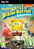 Igra za PC, SPONGEBOB SQUAREPANTS: BATTLE FOR BIKINI BOTTOM - REHYDRATED