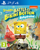 Igra za PS4, SPONGEBOB SQUAREPANTS: BATTLE FOR BIKINI BOTTOM - REHYDRATED