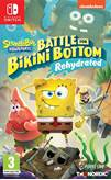 Igra za SWITCH, SPONGEBOB SQUAREPANTS: BATTLE FOR BIKINI BOTTOM - REHYDRATED