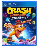 Igra za PS4, CRASH BANDICOOT 4: IT'S ABOUT TIME