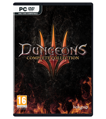 Igra za PC, DUNGEONS 3 COMPLETE COLLECTION