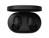 Slušalke XIAOMI Mi True Wireless Earbuds Basic S, in-ear, brezžične, bluetooth, črne