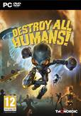 Igra za PC, DESTROY ALL HUMANS!