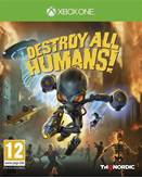 Igra za XONE, DESTROY ALL HUMANS!