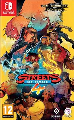 Igra za NS, STREETS OF RAGE 4
