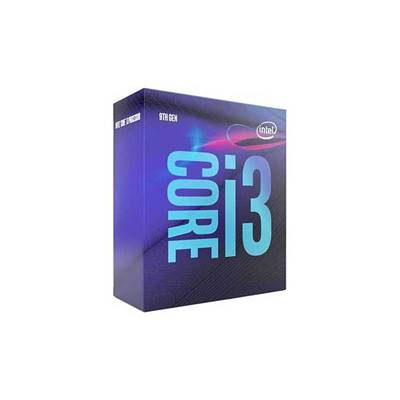 Procesor INTEL Core i3 9100, s. 1151, 3.6GHz, 6MB cache, Quad Core