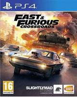 Igra za PS4, FAST & FURIOUS: CROSSROADS