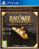 Igra za PS4, RAILWAY EMPIRE - COMPLETE COLLECTION