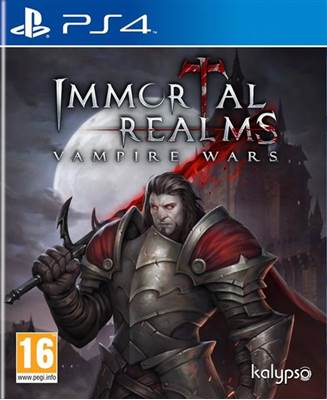 Igra za PS4, IMMORTAL REALMS: VAMPIRE WARS