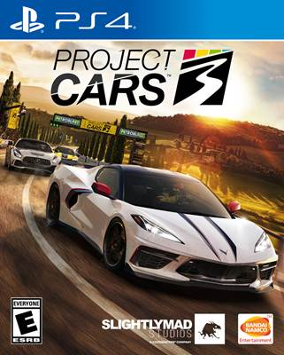 Igra za PS4, PROJECT CARS 3