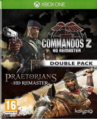Igra za XONE, COMMANDOS 2 & PRAETORIANS HD REMASTER DOUBLE PACK