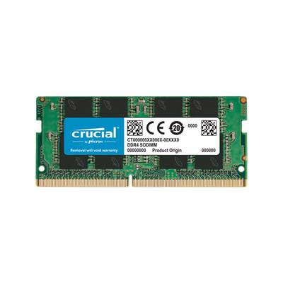 Pomnilnik SO-DIMM, 8GB, CRUCIAL, CT8G4SFRA32A, DDR4 3200MHz, CL22
