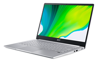 "Prenosnik ACER Swift 3 / R5-4500U (2.3GHz), 8GB, 512GB SSD NVMe, Radeon Vega 8, 35,56cm (14"") IPS FHD, Windows 10, srebrna"