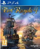 Igra za PS4, PORT ROYALE