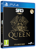 Igra za PS4, LET'S SING: QUEEN