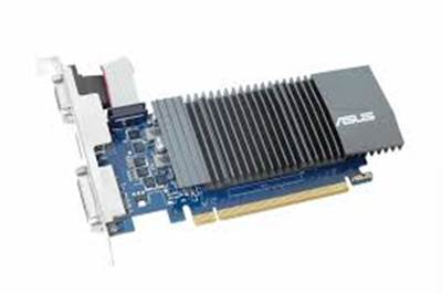 Grafična kartica ASUS GeForce GT710 2GB GDDR5, low profile, bracket