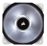 Ventilator CORSAIR ML120 PRO LED White, 120mm, 400-2400 obr/min, LED, bel