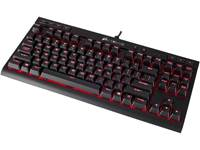 Tipkovnica CORSAIR Gaming K63, mehanična, US layout, USB, črna