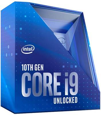Procesor INTEL i9-10850K, 3,6/5,2 GHZ, 20MB Cache, 10-Core/20-Thread, LGA1200