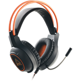 Slušalke CANYON Gaming headset, LED, 7.1, USB, črne