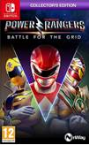 Igra za NS, POWER RANGERS: BATTLE FOR THE GRID - COLECTOR'S EDITION