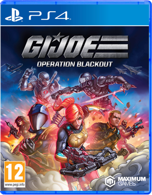 Igra za PS4, G.I. JOE: OPERATION BLACKOUT