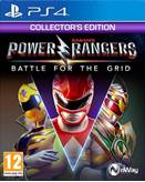Igra za PS4, POWER RANGERS: BATTLE FOR THE GRID - COLECTOR'S EDITION