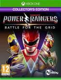 Igra za XONE, POWER RANGERS: BATTLE FOR THE GRID - COLECTOR'S EDITION