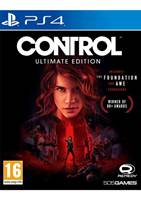 Igra za PS4, CONTROL - ULTIMATE EDITION