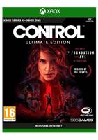 Igra za XONE, CONTROL - ULTIMATE EDITION
