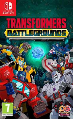 Igra za NS, TRANSFORMERS BATTLEGROUNDS