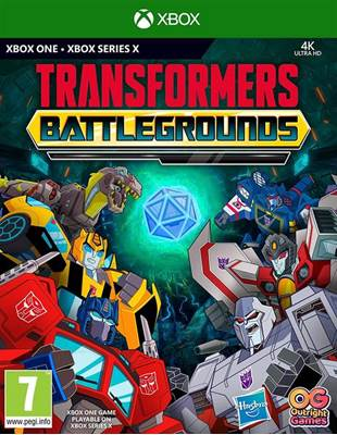 Igra za XONE, TRANSFORMERS BATTLEGROUNDS