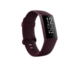 Pametna zapestnica FITBIT Charge 4 Rosewood, HR, GPS, Fitbit pay, rdeča