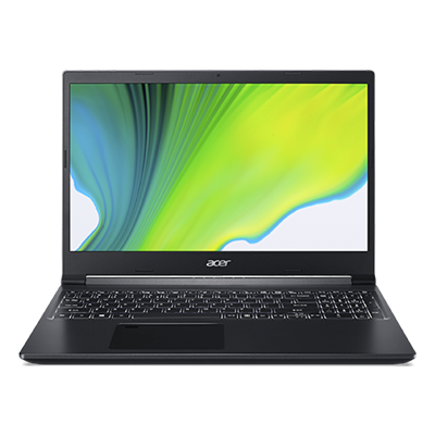 "Prenosnik ACER Aspire 7 NH.Q9AEX.002 / i5-10300H (2,5GHz), 8GB, SSD 512GB, GeForce GTX 1650Ti 4GB, 39,6 cm (15.6"") IPS FHD, FreeDOS, črn"